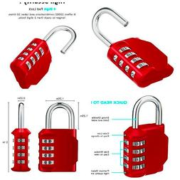 Master Lock 178 D Set Your Own Combination Padlock 2 in. Wid