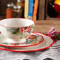 The Pioneer Woman 82709.12R Country Garden 12-Piece Decorate