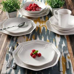 Better Homes and Gardens Country Crest 16-Piece Dinnerware S