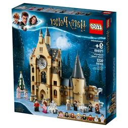 LEGO Harry Potter Hogwarts Clock Tower 75948 Toy Build and T